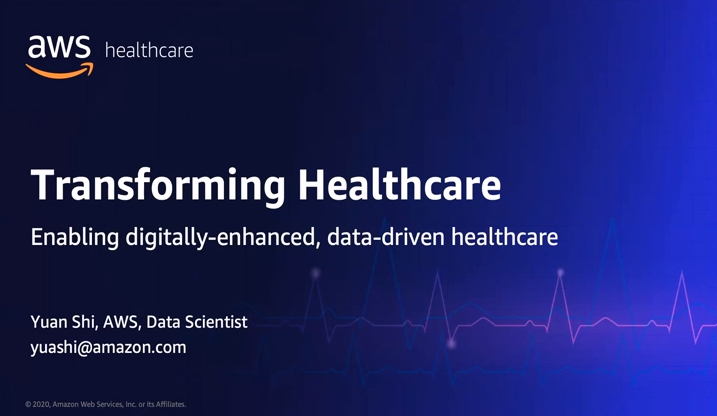 Smart Healthcare Systems & AI Applications
