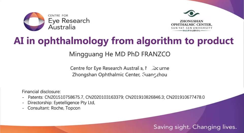 Adoption & Commercialization of AI in Tele-Ophthalmology