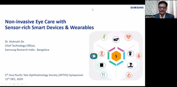 Aloknath De – Non-Invasive Eye Care with Sensor-Rich Smart Devices & Wearables
