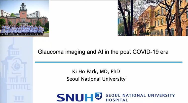 Tele-Glaucoma & Glaucoma Imaging in the Time of COVID-19