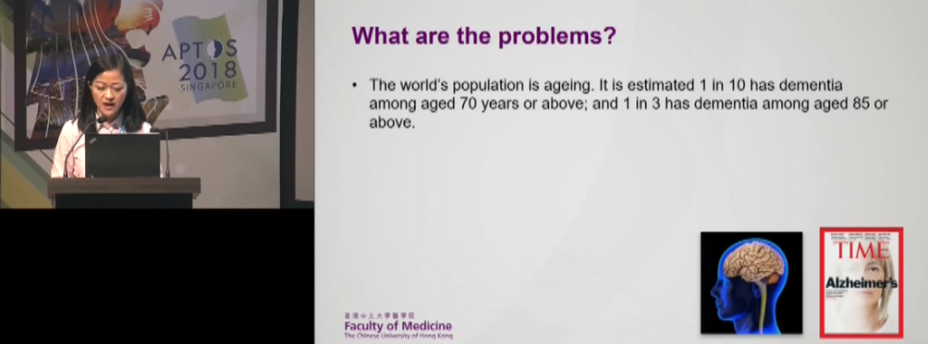 Carol Cheung – The Potential of Retinal Imaging to Screen for Alzheimer's Disease