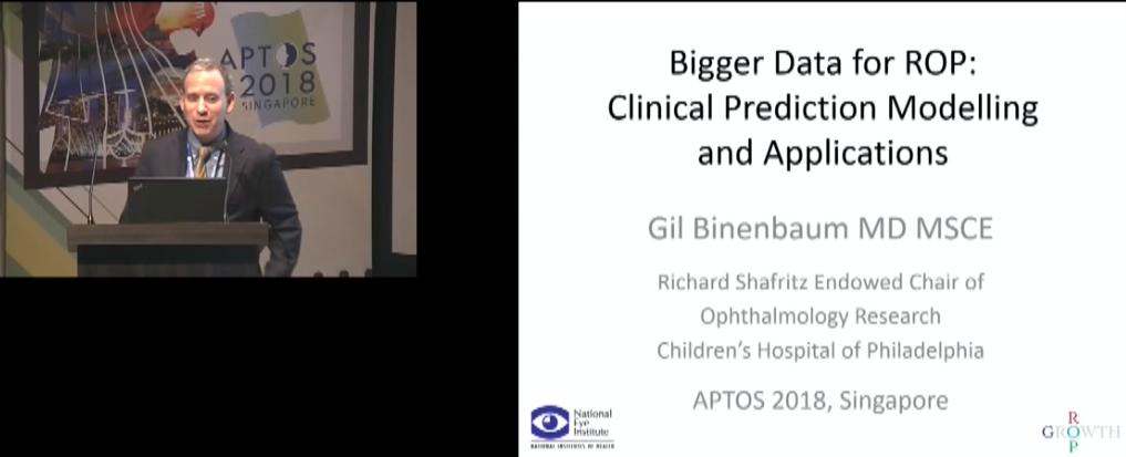 Gil Binenbaum – Clinical Applications & Concepts of Clinical Prediction Model Design