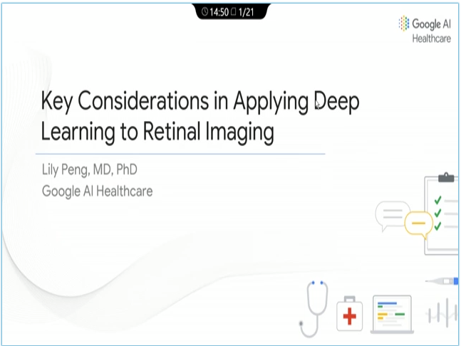 Lily Peng – AI in Healthcare